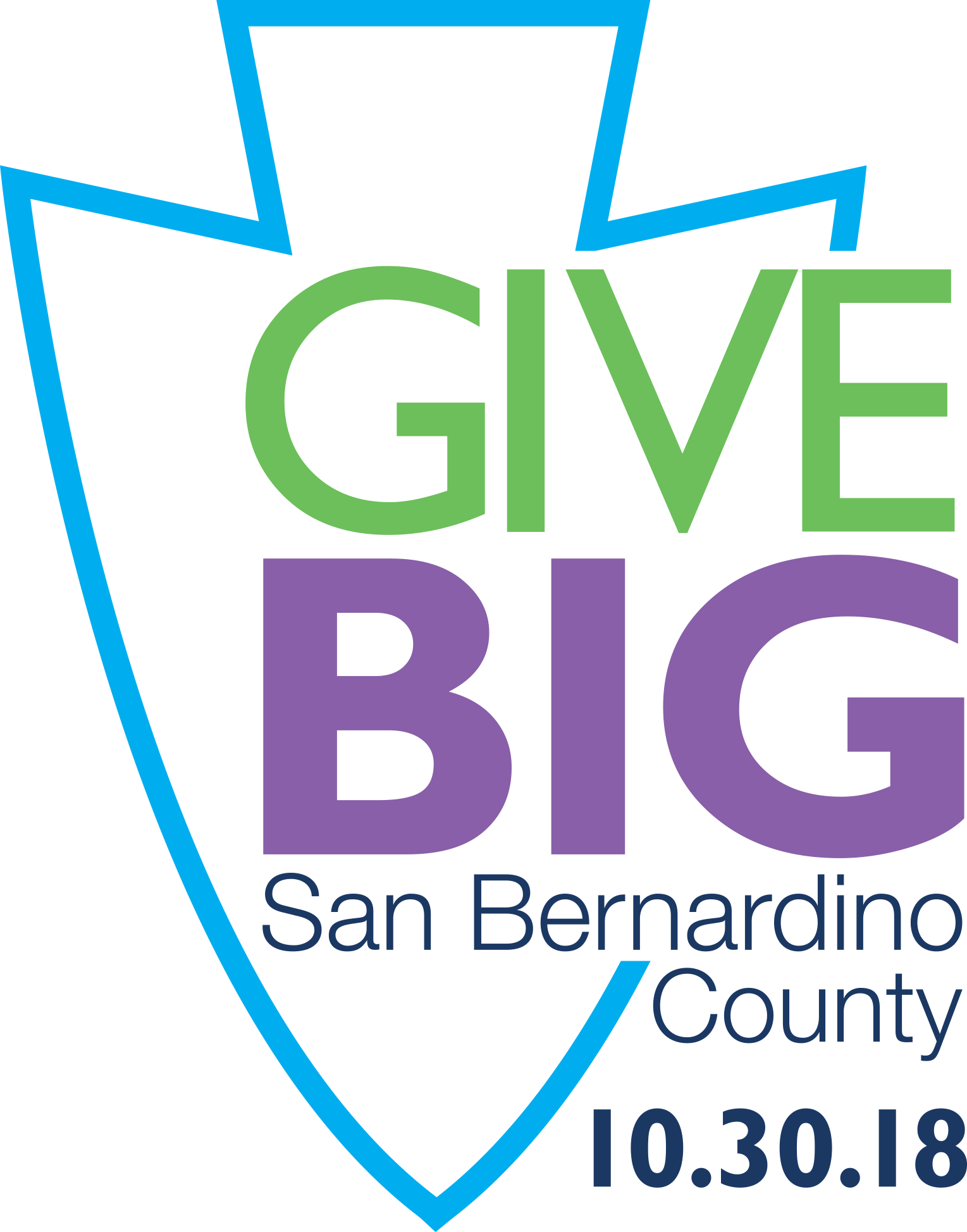 Give BIG San Bernardino