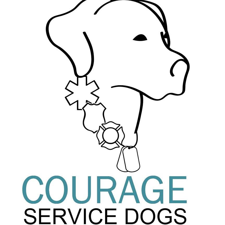 Courage Service Dogs Givemn